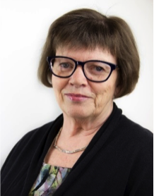Porträttbild av Margareta Lindgren